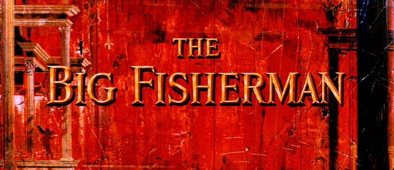 The Big Fisherman Widescreen Museum The Super Panavision 70 wing 1