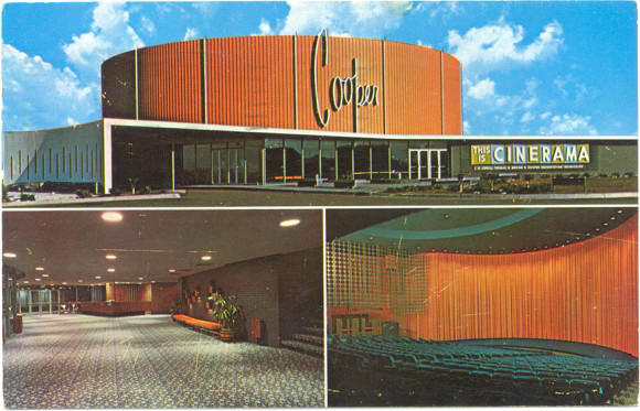 Widescreen Museum - Cinerama Wing 2