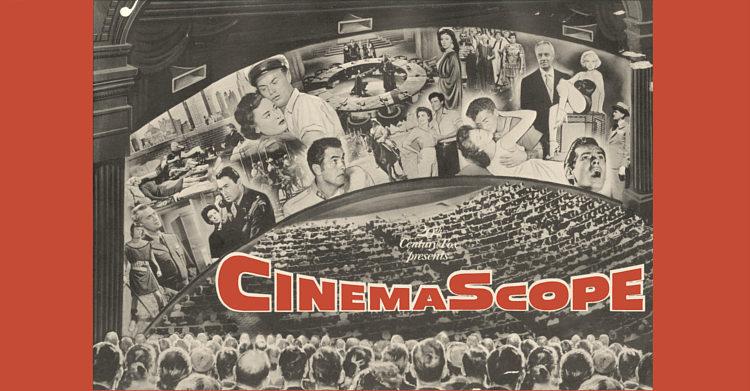 The dynamo cinemascope 1953
